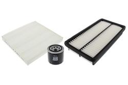MAPCO 68556 Filtersatz Ölfilter Luftfilter Pollenfilter