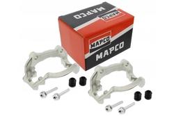 MAPCO 4833/2 Bremssattelhalter links + rechts Vorderachse VW Golf Corrado G60