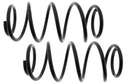 MAPCO 70701/2 Fahrwerksfedern Satz Vorderachse Schraubenfeder