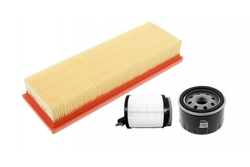 MAPCO 68104 Filtersatz Ölfilter Luftfilter Pollenfilter