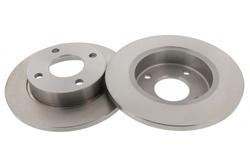 MAPCO Brake Set disc brakes 47652