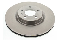 MAPCO 15041 Brake Disc