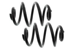 MAPCO 70891/2 Fahrwerksfeder-Satz Hinterachse Miniblock