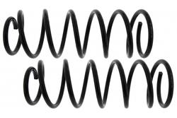MAPCO 70801/2 Fahrwerksfeder Satz Vorderachse
