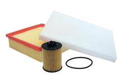 MAPCO 68712 Filtersatz Ölfilter Luftfilter Pollenfilter