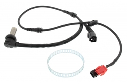 MAPCO 86814/7 ABS Sensor + ABS Ring