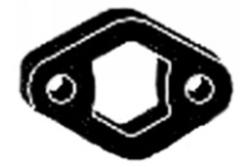 MAPCO 30490 Кронштейн, система выпуска ОГ