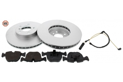 MAPCO 47708HPS brake kit