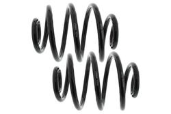 MAPCO 70595/2 Fahrwerksfeder-Satz Hinterachse MINIBLOCK