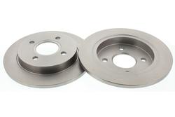 MAPCO 15731/2 Brake Disc