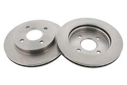 MAPCO 15827/2 Brake Disc