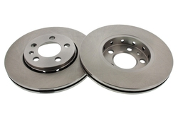 MAPCO 15830/2 Brake Disc