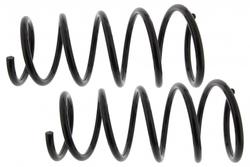 MAPCO 70110/2 Fahrwerksfedern Satz Vorderachse Schraubenfeder