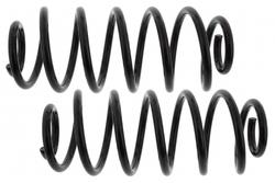 MAPCO 71609/2 Fahrwerksfedern Satz Hinterachse Schraubenfeder