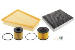 MAPCO 68606 Inspektionspaket Filtersatz