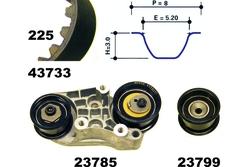 MAPCO 23733 Timing Belt Kit