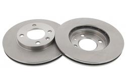 MAPCO 15770/2 Bremsscheiben 2x Bremsscheibe Vorderachse