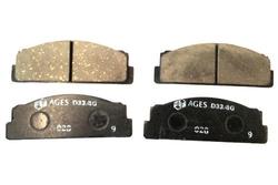 MAPCO 6002 Bremsbeläge (4 Stück)