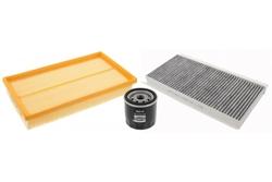 MAPCO 68602 Filtersatz Ölfilter Luftfilter Pollenfilter