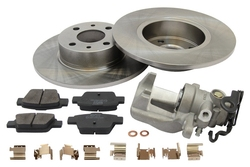 MAPCO 4018/5 Kit de freins, frein à disques