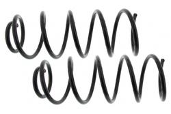 MAPCO 70987/2 Fahrwerksfedern Satz Vorderachse Schraubenfeder