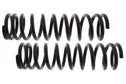 MAPCO 70881/2 Fahrwerksfedern Satz