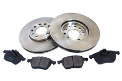 MAPCO 47757 brake kit