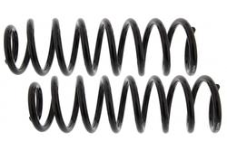 MAPCO 70131/2 Fahrwerksfedern Satz Hinterachse Schraubenfeder