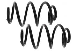 MAPCO 70168/2 Fahrwerksfedern Satz Hinterachse Miniblock