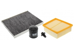MAPCO 68840 Inspektionspaket Ölfilter Luftfilter Aktivkohlefilter