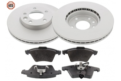 MAPCO 47779HPS brake kit