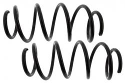 MAPCO 71617/2 Fahrwerksfedern Satz Vorderachse Schraubenfeder