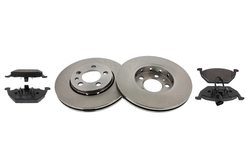 MAPCO 47855 brake kit