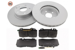 MAPCO 47812HPS brake kit
