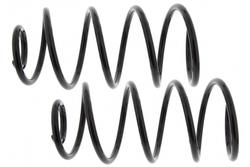 MAPCO 70001/2 Fahrwerksfedern Satz Vorderachse Schraubenfeder