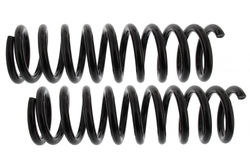 MAPCO 72860/2 Fahrwerksfedern Satz