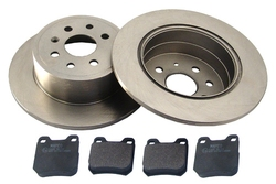 MAPCO 47695 brake kit