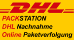 We despatch with DHL