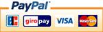 Bezahlen Sie bequem mit PayPal