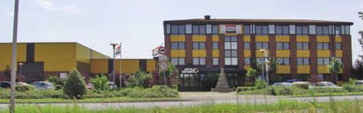 MAPCO-Zentrale in Brück